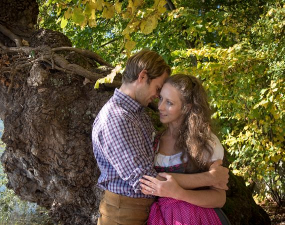 NJust married, Couple, Portraits on location